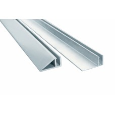 Profil laminat PVC vertical liner pentru piscina