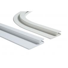 Profil perimetral de prindere liner PVC pentru piscine