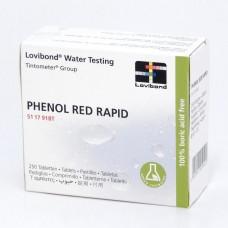 Tablete phenol (pH) Lovibond 100gr (250 pastile)