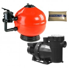 Kit filtrare Astralpool 120-160 mc