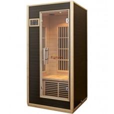 Cabina sauna infrarosu 90 x 90 x 191 cm