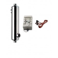 Schimbator de caldura complet echipat AIC 38 KW