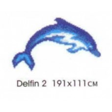 Decoratiune Delfin mare