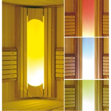 Set cromoterapie pentru saune